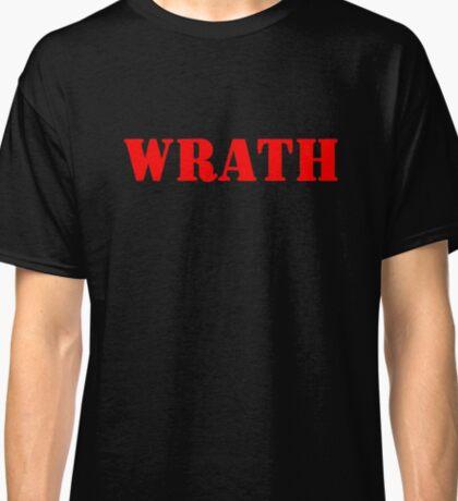 Wrath Clean  Classic T-Shirt