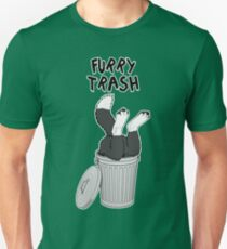 Furry Trash - Border Collie T-Shirt
