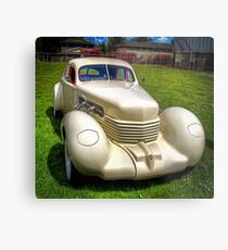 1936 Cord Automobile Metal Print