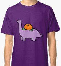 Orange Fruit Brontosaurus Classic T-Shirt