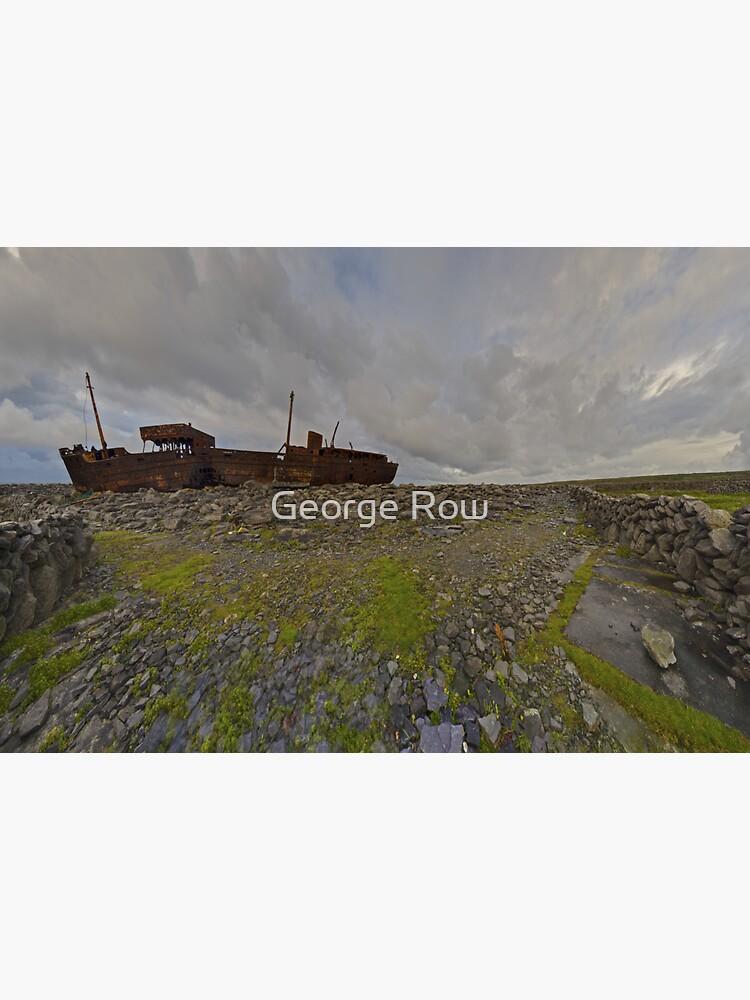 The Plassey - a wrectangular view by VeryIreland