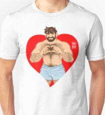 VALENTINE - ADAM: I LOVE YOU T-Shirt