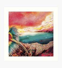 Nujabes - Spiritueller Zustand Kunstdruck
