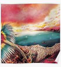 Nujabes - Spiritual State Poster