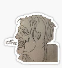 graves Sticker