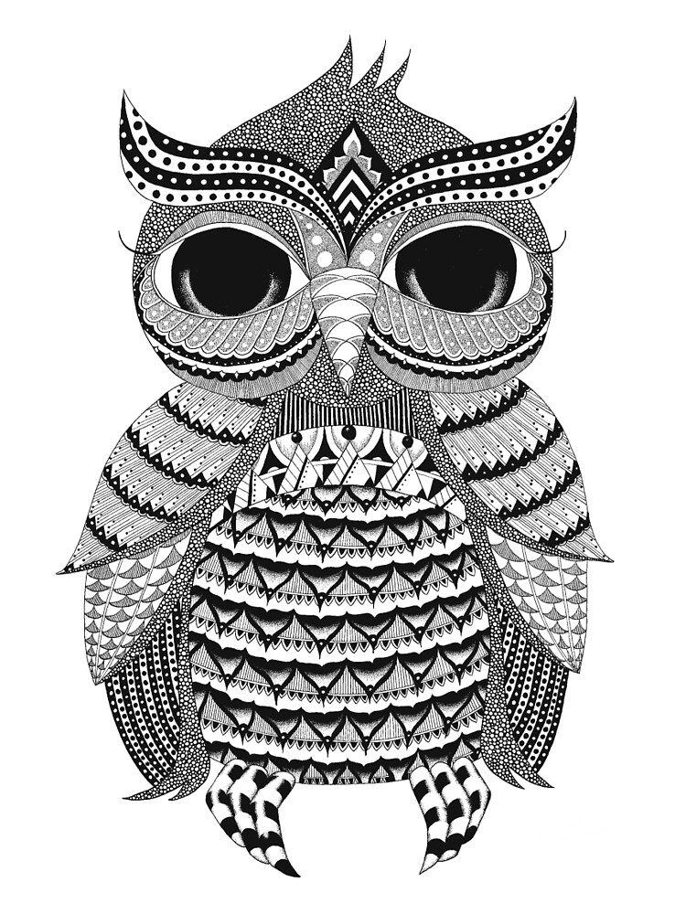 Owl by HUMMERICART