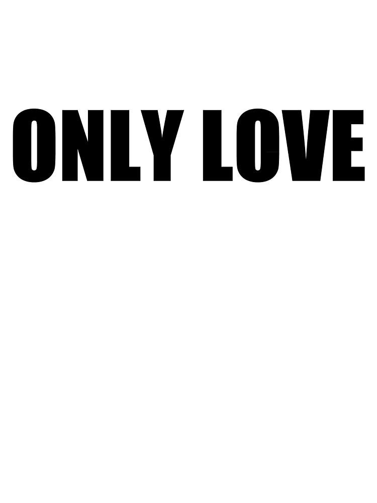 Only Love  by platinumknuckle