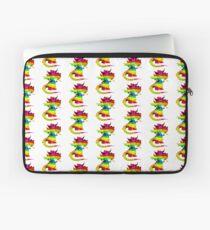Rainbow Draco the Dragon  Laptop Sleeve