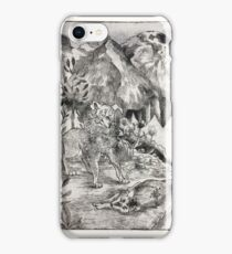 altered reality iPhone Case/Skin