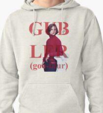 gubler (goo-blur) fashionista  Pullover Hoodie