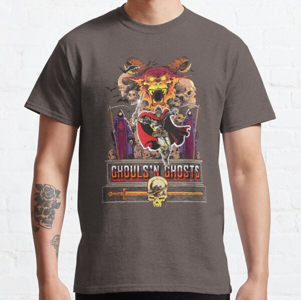 Ghouls 'n Ghosts Classic T-Shirt