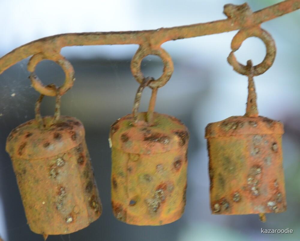 RUSTIC BELLS by kazaroodie