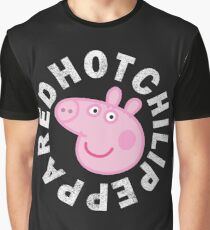 Red Hot Chili Peppa Graphic T-Shirt