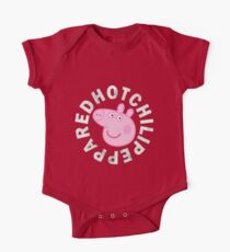 Red Hot Chili Peppa Kids Clothes