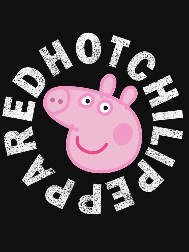 Red Hot Chili Peppa | Classic T-Shirt