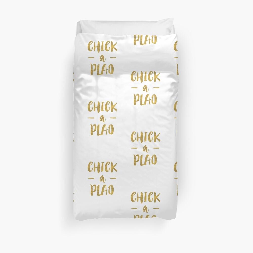 CHICK-A-PLAO Funda nórdica