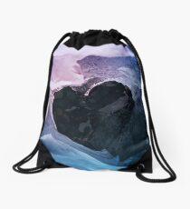 Cold Love Drawstring Bag