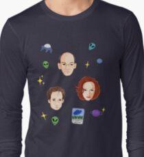 X Files - FBI Agents T-Shirt