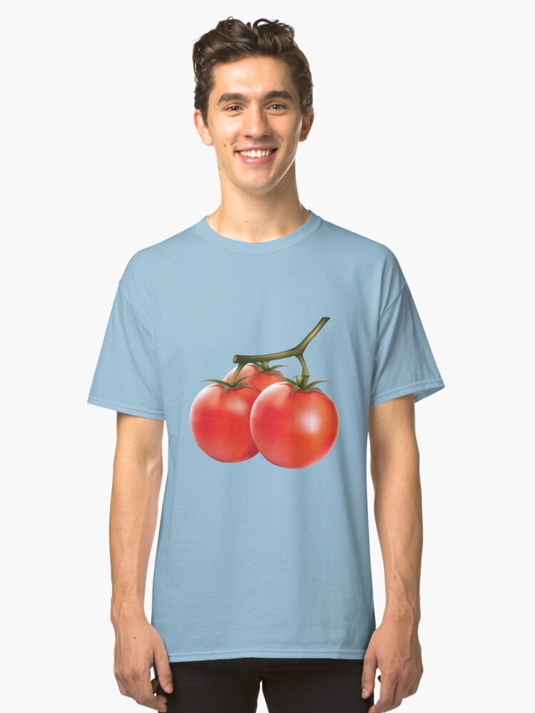 TOMATOES Classic T-Shirt Front