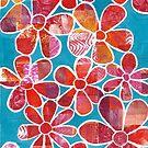 Funky Flowers 4 by ShellsintheBush