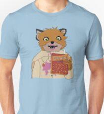 Juice Fox (Ash) Unisex T-Shirt