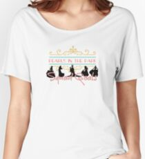 Pearls in the Park-Squad Goals  Women's Relaxed Fit T-Shirt