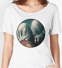 The Lovers Rene Magritte Women's Relaxed Fit T-Shirt