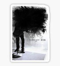 Dream Big  - Guitarist on Stage Medley Sticker