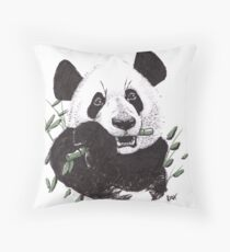 Hungry Panda Coussin