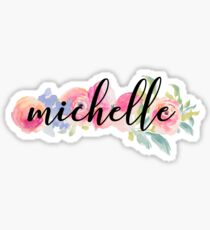 Michelle Sticker