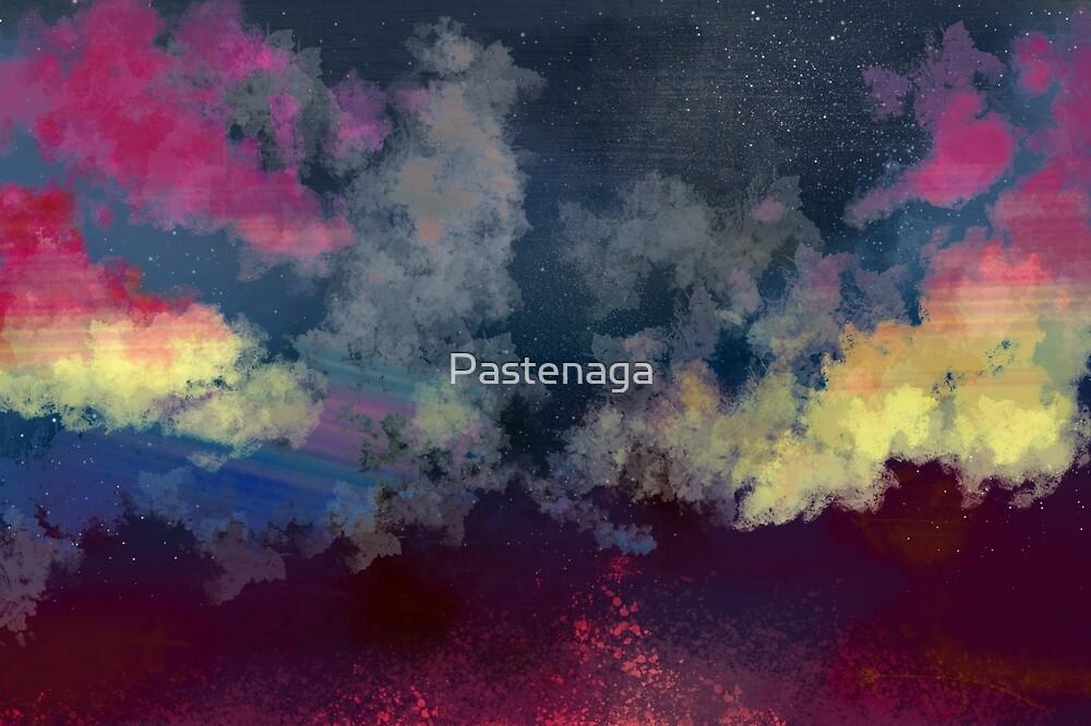 Battle Sky by Pastenaga