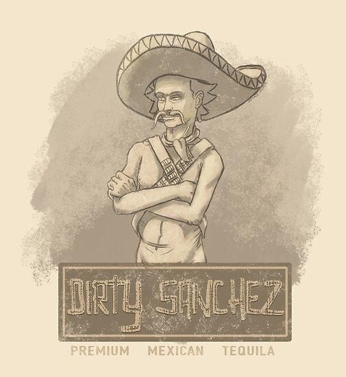 Dirty Sanchez by dearestjester