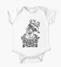 Captain Of The Ship Kids Clothes