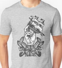 Captain Of The Ship Unisex T-Shirt