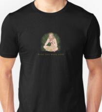 Tropical Hula Girl Four Wishing You Were Here T-Shirt