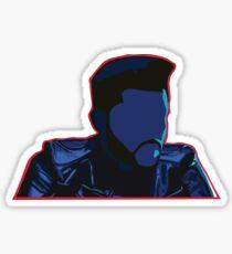 The Weeknd - Starboy Sticker