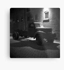 1950s Truck Metal Print