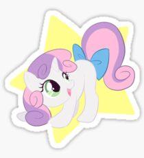 Sweetie belle Sticker