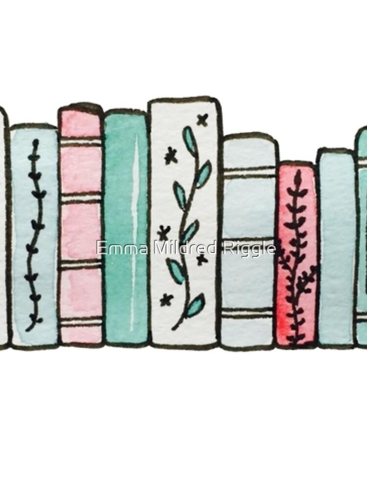 Pastell Bücher von gentlecounsel