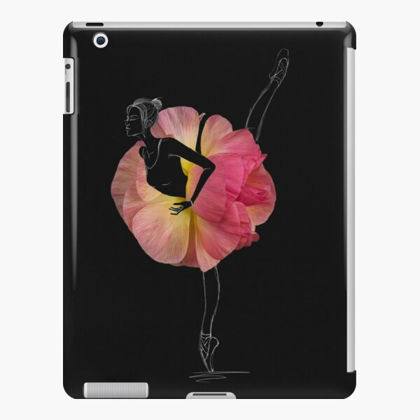 Ballerina en pointes iPad Snap Case