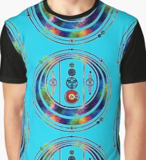 String Cheese Incident Sacred Geometry Colorado Love Graphic T-Shirt