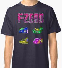 Camiseta clásica F-Zero (SNES)