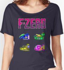 F-Zero (SNES) Women's Relaxed Fit T-Shirt