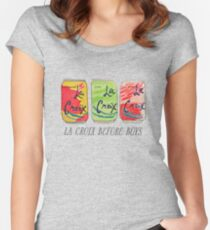 La Croix Before Boys Women's Fitted Scoop T-Shirt