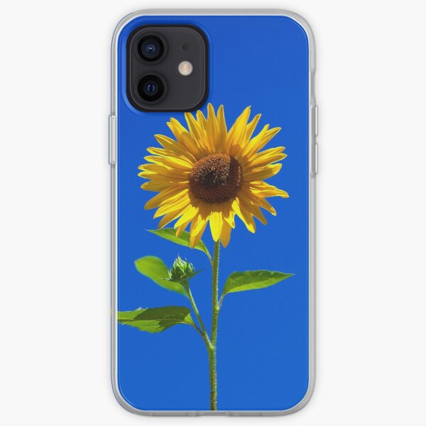 Sunflower, iphone case iPhone Soft Case