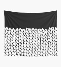 Half Knit Wall Tapestry