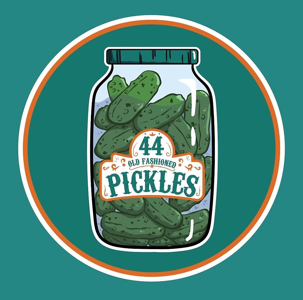 Pickles Jar by SQDesigns