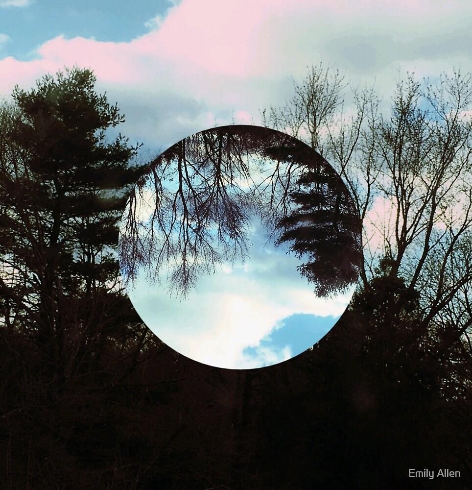 Backyard Sky by Emily Allen