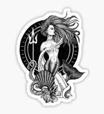 Mermaid of the Sea Sticker