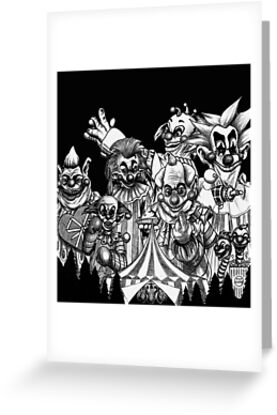 Killer Klowns From Outer Space by WKeithPatrick